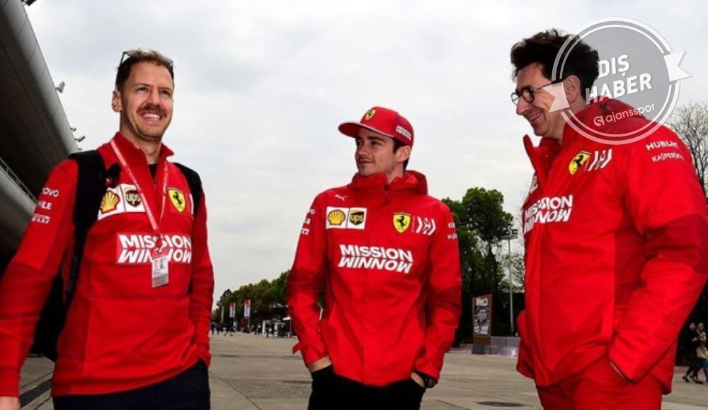 Ferrari'de sözleşme problemi!