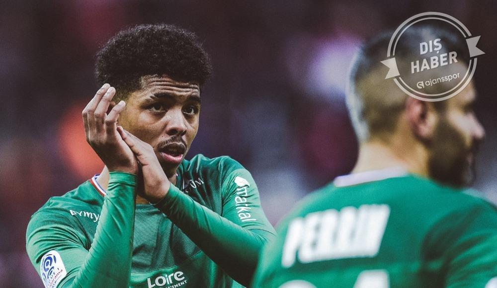 Saint-Etienne, Wesley Fofana ile sözleşme yeniledi