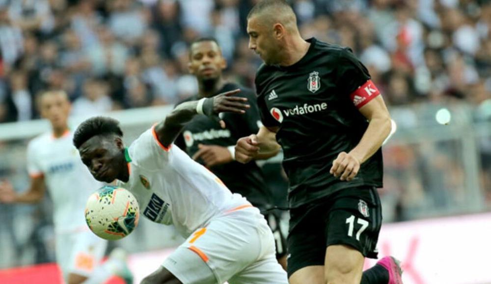 Alanyaspor'dan Beşiktaş'a N'Sakala tepkisi
