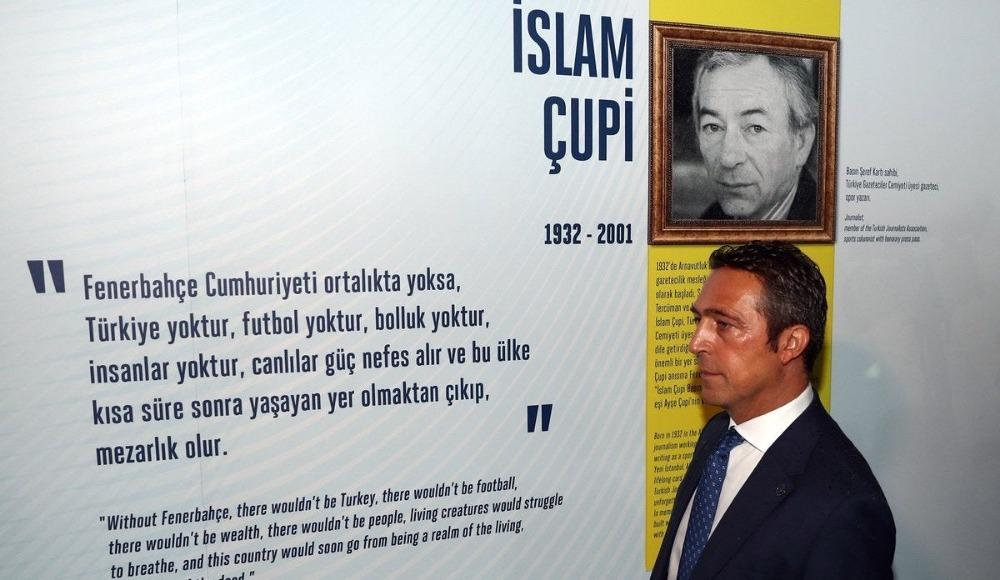 İslam Çupi'ye vefa fırsatı