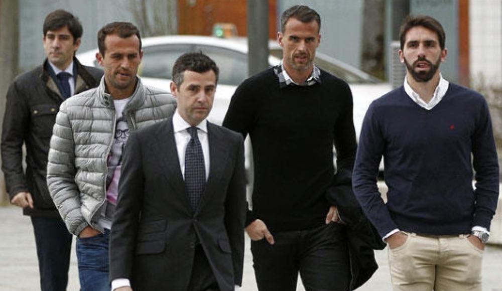 İspanyol futbol tarihinde şike suçlamasına ilk ceza