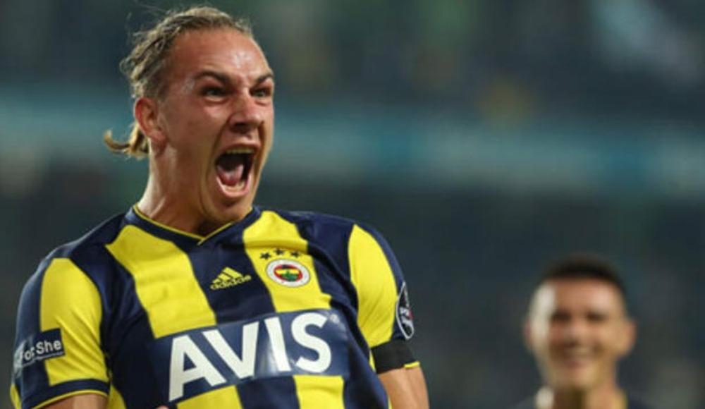 Frey Fenerbahçe'ye geri dönecek mi? İşte açıklaması...
