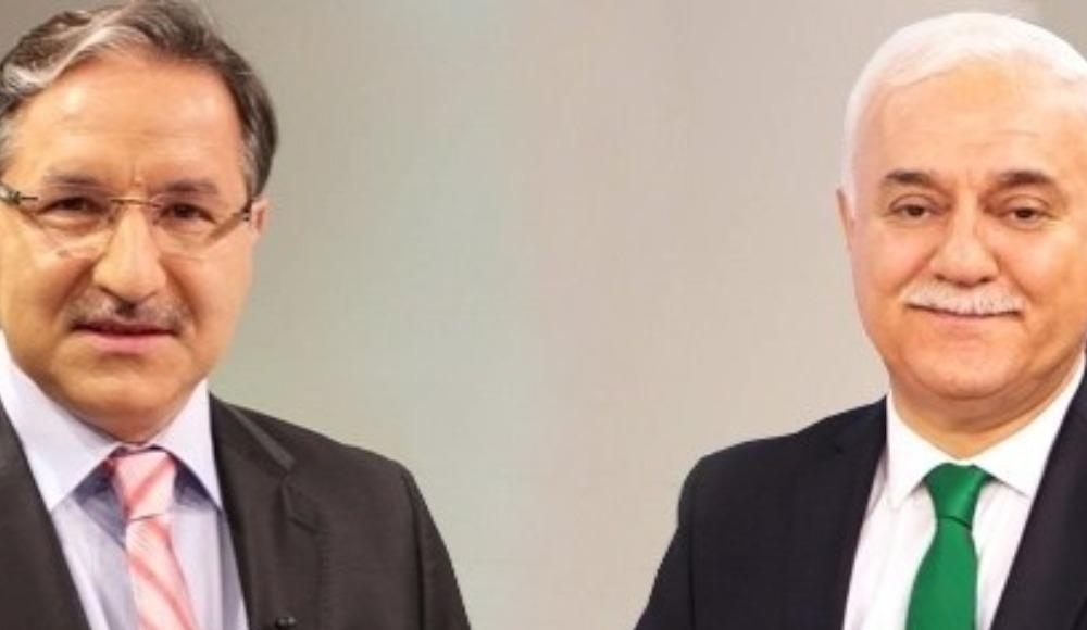 Nihat Hatipoğlu Ramazan programı saat kaçta? Mustafa Karataş hangi kanalda? 2020 Ramazan Tv programları