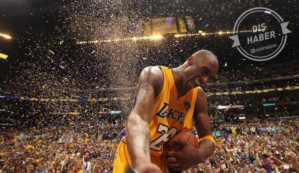 Kobe Bryant belgeseli geliyor!
