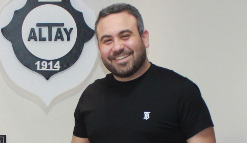 """Altay Kulübü Başkanı Özgür Ekmekçioğlu: """"Ligler bir şekilde oynanacak"""""""