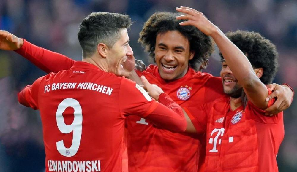 Bayern Münih - Mönchengladbach (Canlı Skor)
