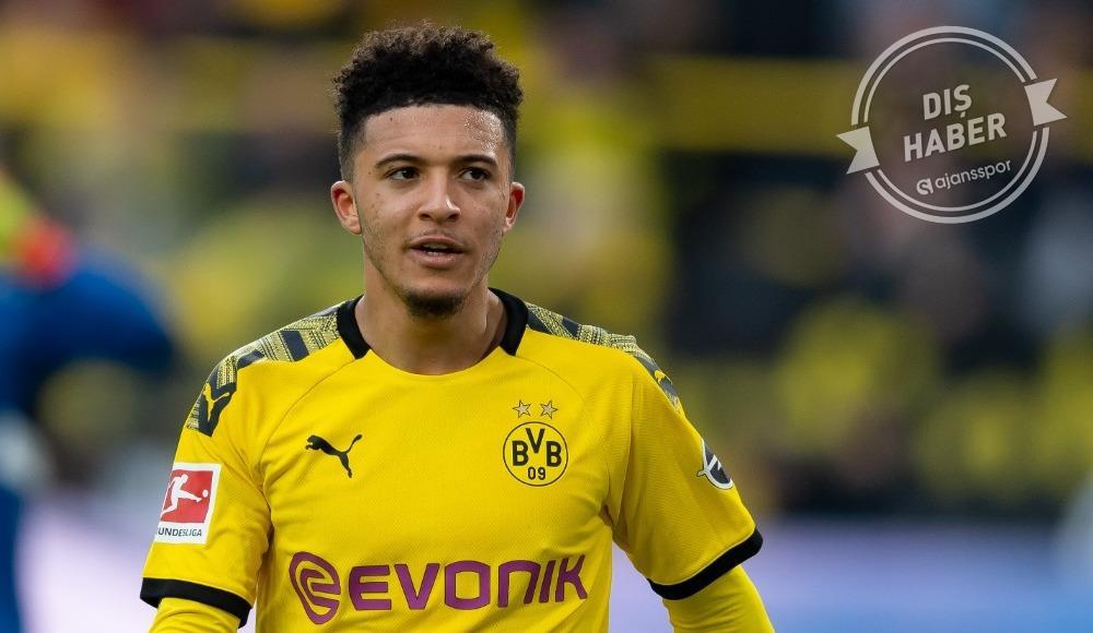 Dortmund Sancho'nun varisini buldu!