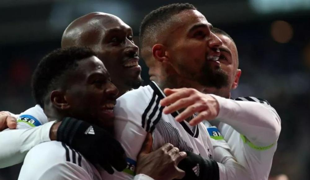 Beşiktaş'tan Fenerbahçe'ye derbi jesti!