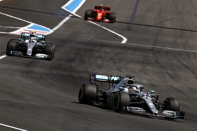 Formula 1 Fransa GP iptal edildi