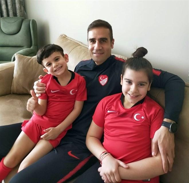 """Serkan Tokat: """"Kendi maçlarımı tekrar izleme fırsatım oldu"""""""