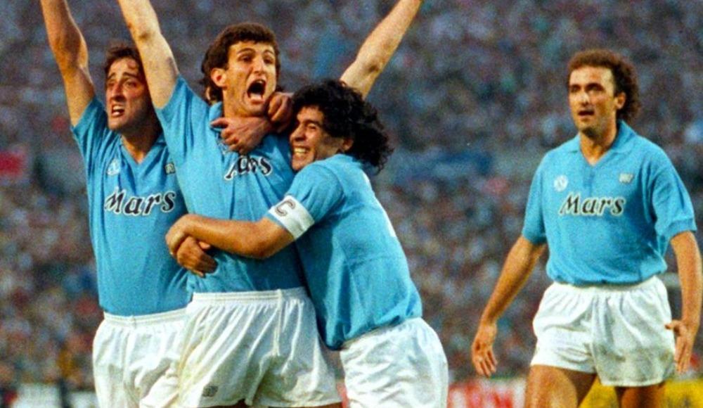 Maradona'nın Napoli forması için servet ödendi
