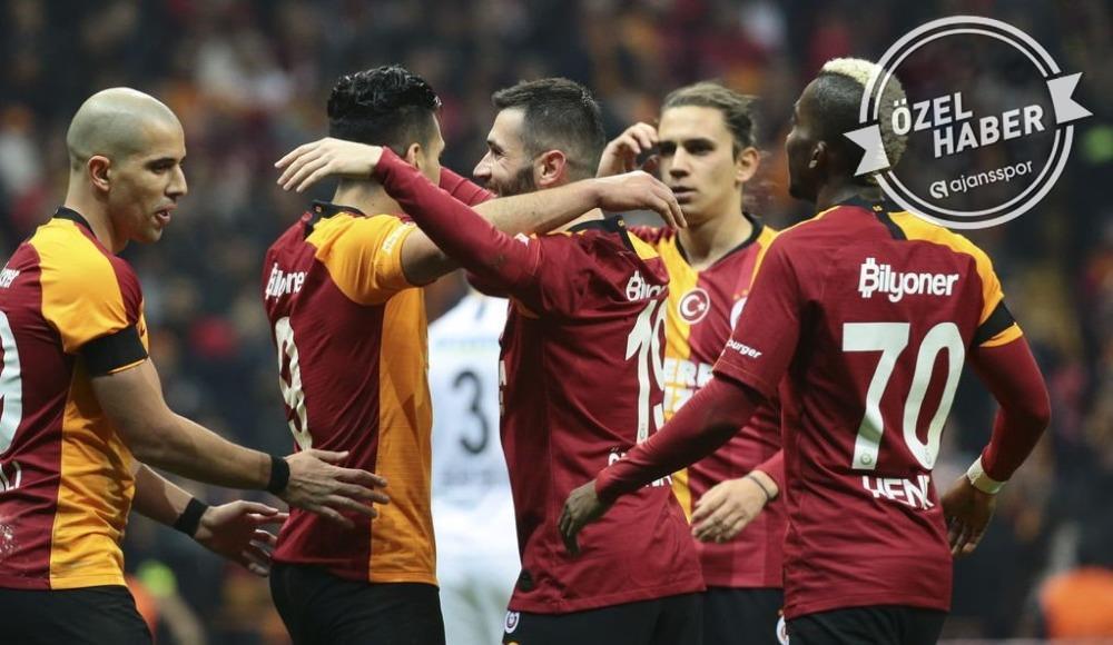 İşte Galatasaray'ın sol açık alternatifleri!