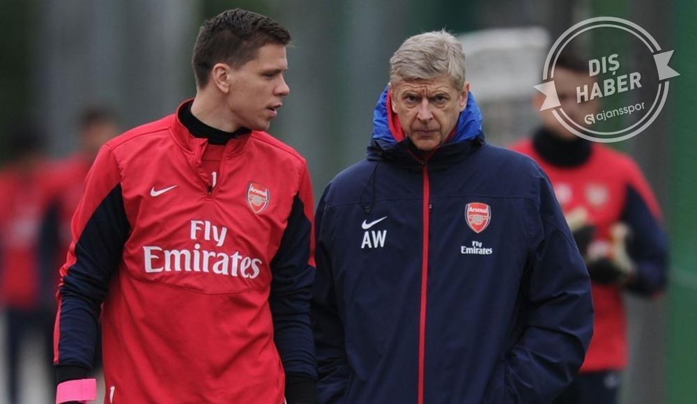 """Wojciech Szczesny: """"Arsenal'den ayrılma nedenim..."""""""