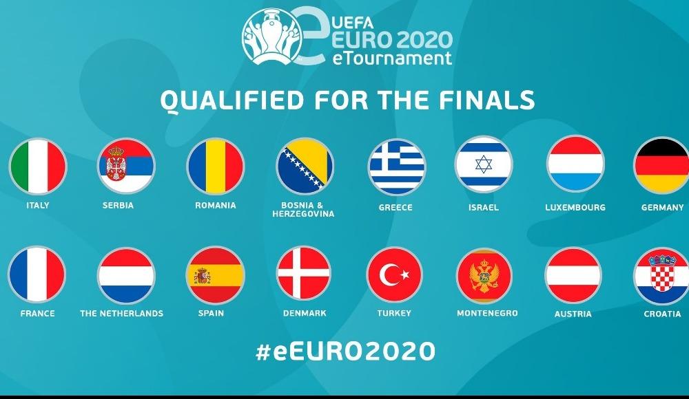E-Euro 2020'deyiz!