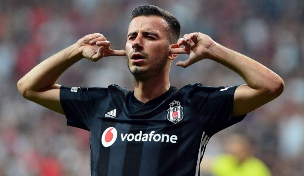 Oğuzhan 'Bırakmam seni Beşiktaş' dedi ve indirdi
