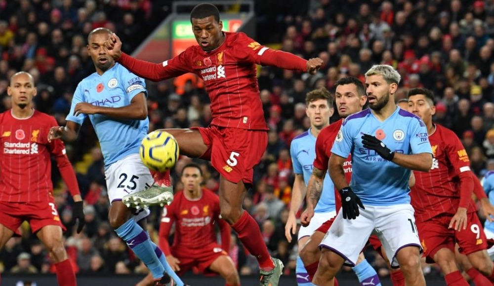 CANLI İZLE: Manchester City - Liverpool