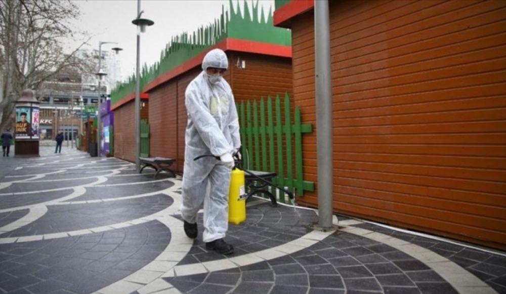 Azerbaycan'dan son dakika koronavirüs gelişmeleri! Vaka ve vefat sayısı kaç oldu?