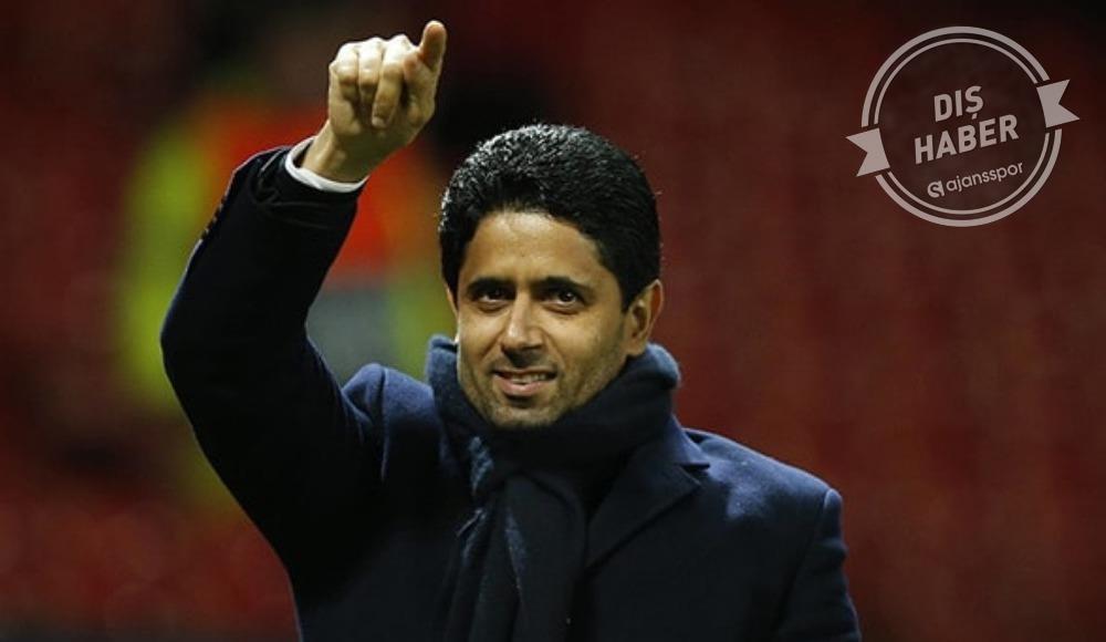 """Nasser Al Khelaifi: """"Maçlar Yurt dışında oynamaya hazırız"""""""