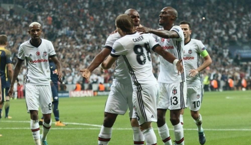 #FutbolTBT | Kara Kartal, Şampiyonlar Ligi'nde yüksekten uçuyor: 2-0!