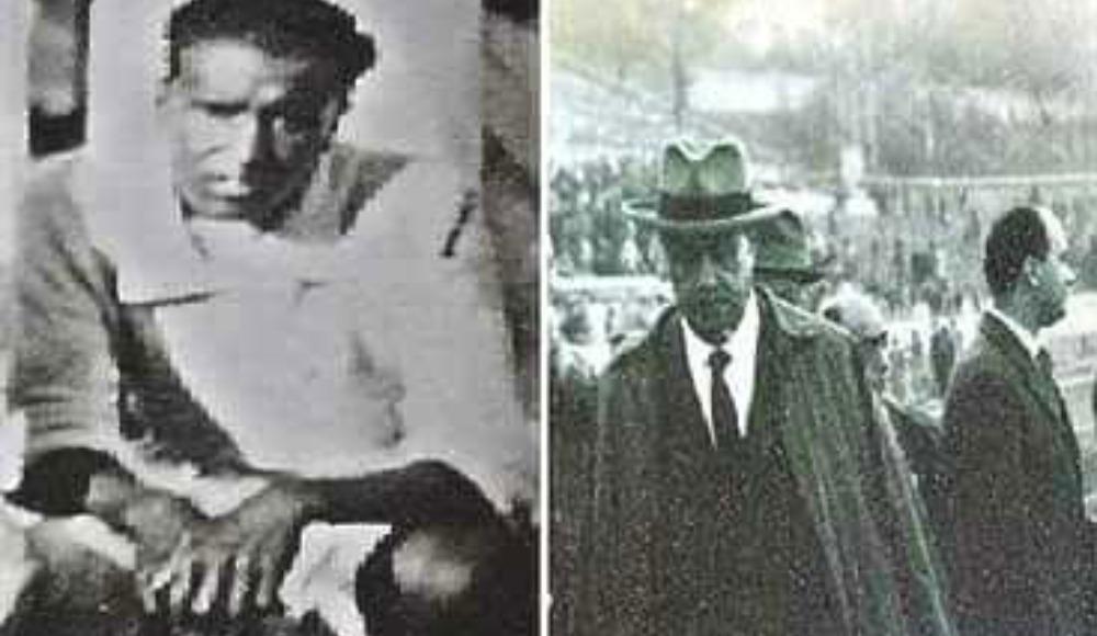 Üç soyadlı adam: Arap Sadri