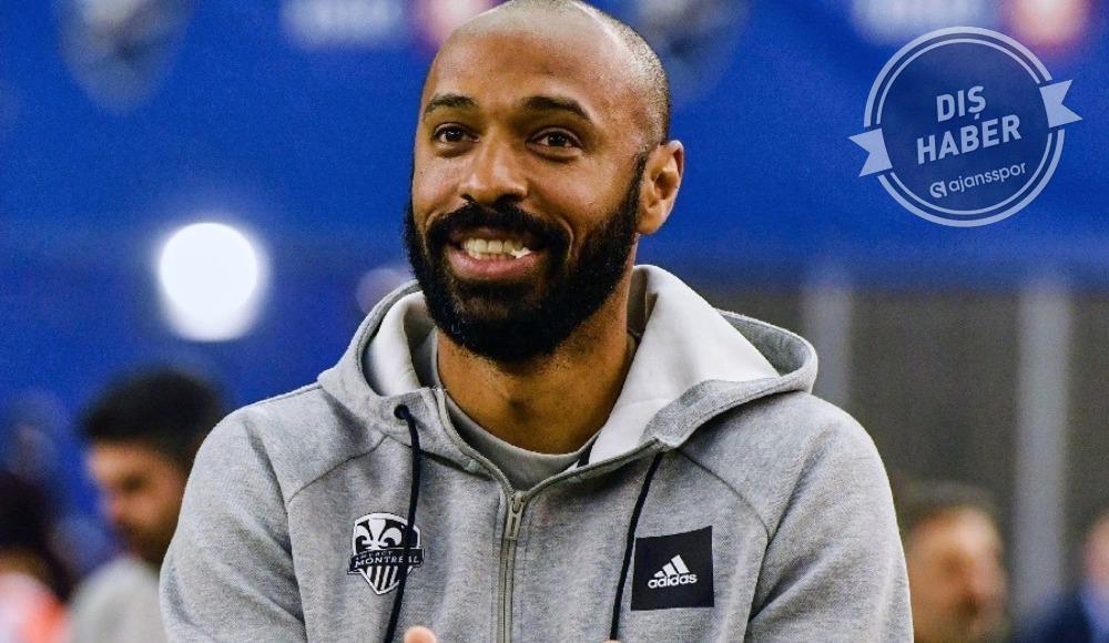 "Thierry Henry: ""Futbol benim tutkum"""