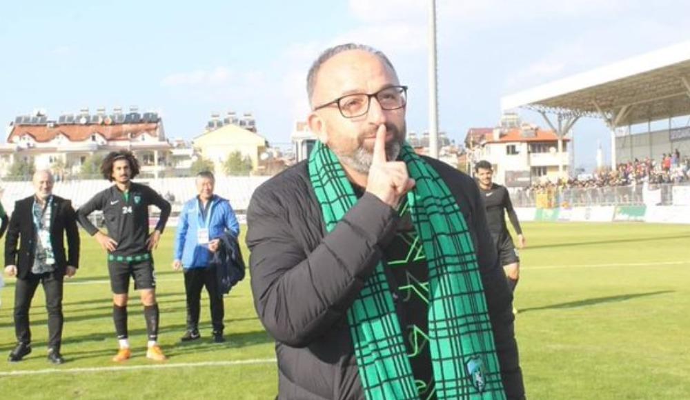 Kocaelispor Başkanı Hüseyin Üzülmez'den sevenlerini üzen haber geldi
