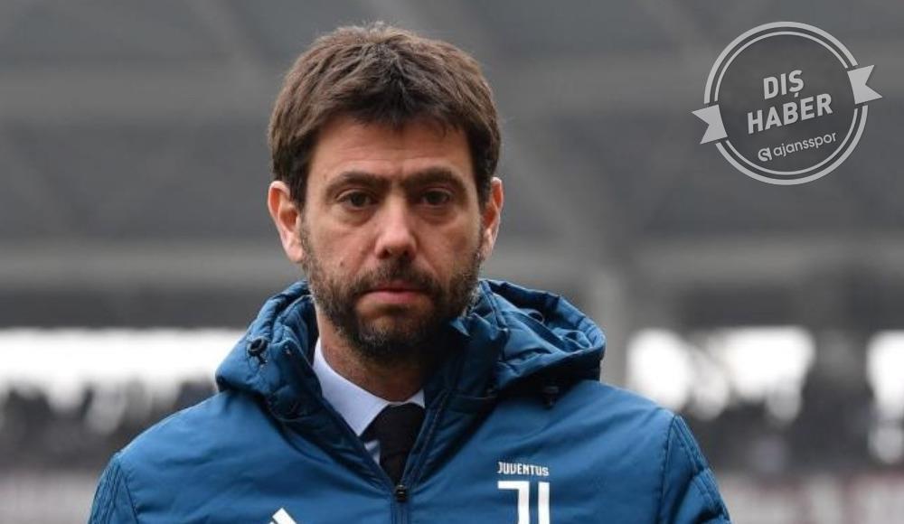 Juventus başkanı Agnelli son noktayı koydu! Ligler...