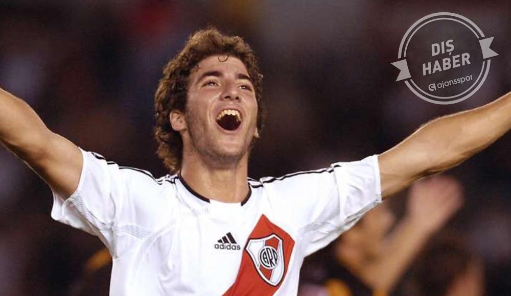 River Plate'ten flaş Higuain açıklaması!