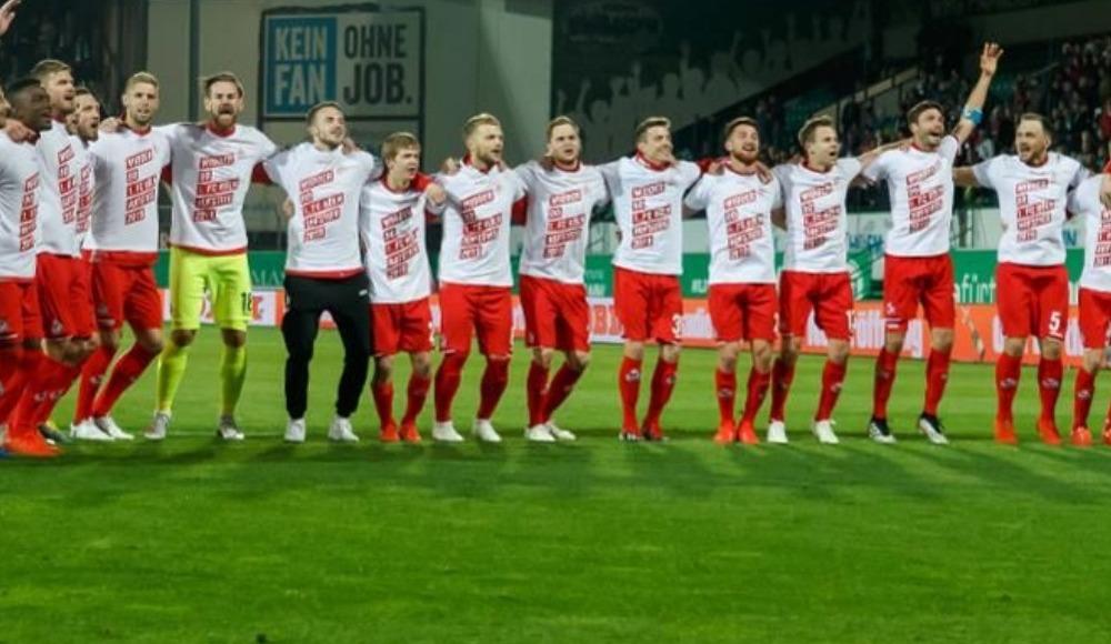 Köln, futbolcular ve teknik heyette koronavirüs çıktığı açıkladı