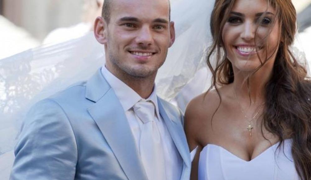 Yolanthe Cabau, Wesley Sneijder'i tamamen sildi