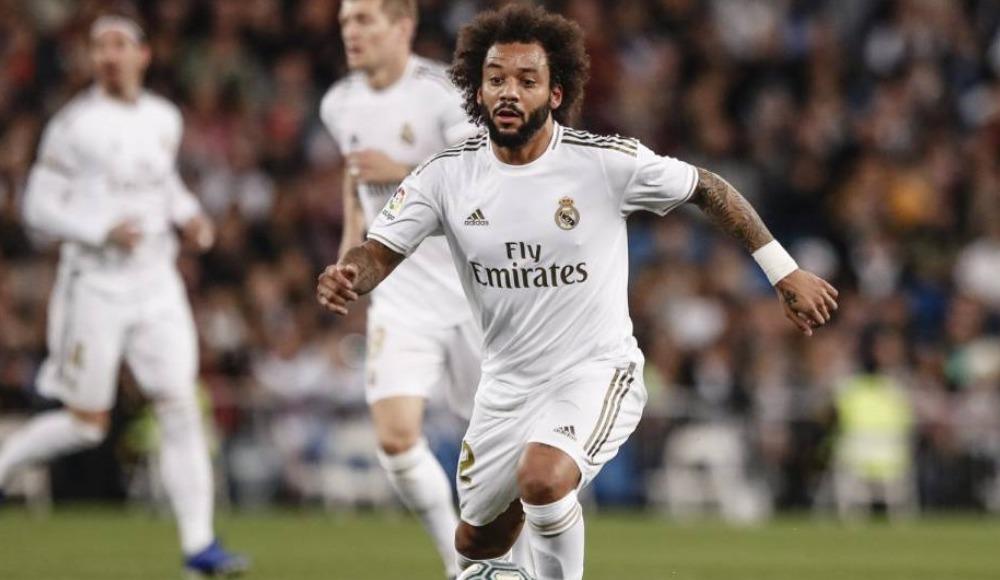 Marcelo, Real Madrid'den ayrılmak istemiyor!