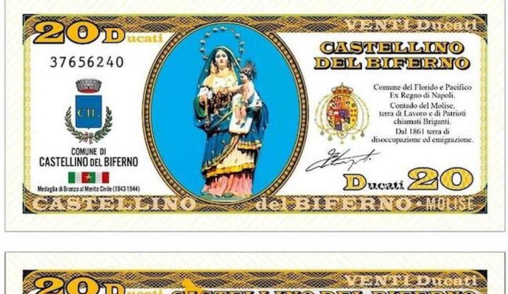 İtalya'da yeni para birimi!