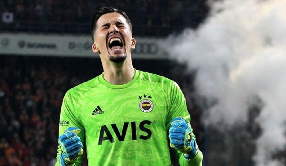 Fenerbahçe'de kaleci kararı
