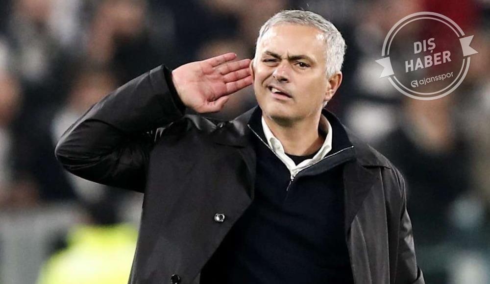Mourinho bildiğimiz gibi!