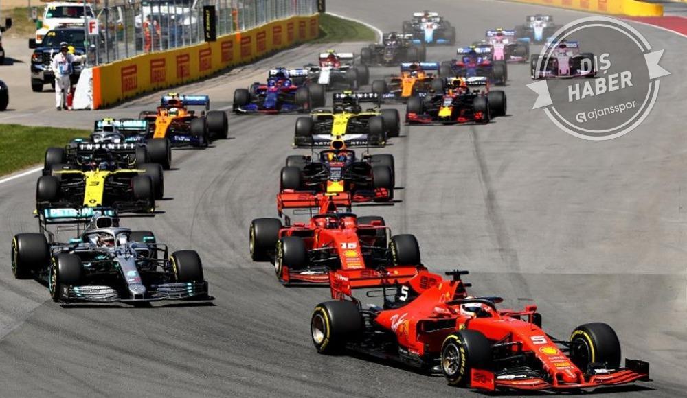 Formula 1'den sevindirici haber!