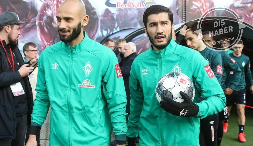 Çifte haber! Nuri ve Ömer Toprak'ta son durum!