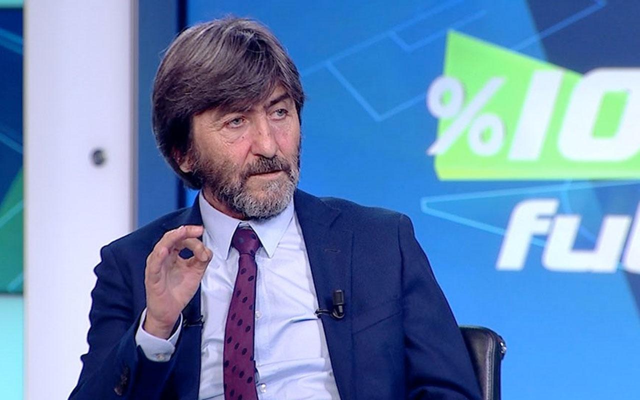"Rıdvan Dilmen: ""Beşiktaş'ta kötü oynayan birini aradım...''"