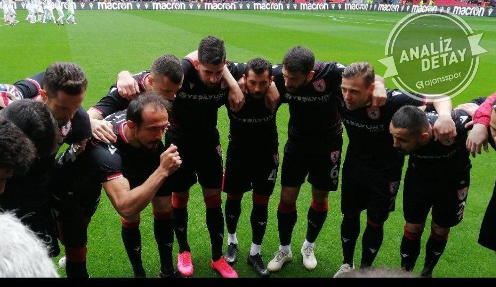 """Gündemde """"Şampiyon Samsunspor"""" var"""
