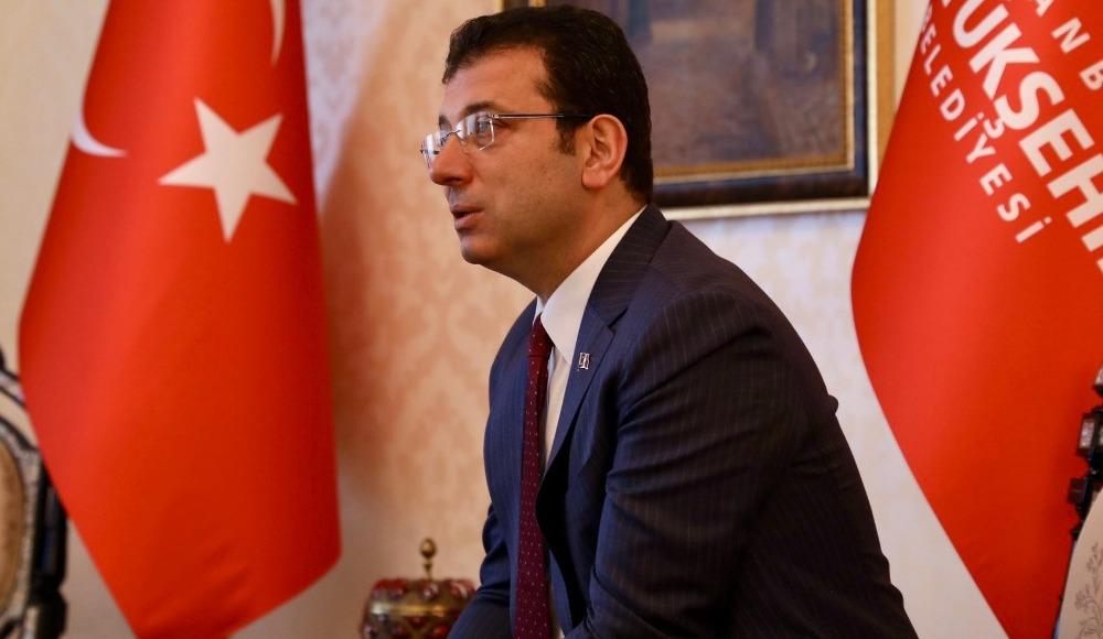 Ekrem İmamoğlu'ndan Beşiktaş yardım kampanyasına destek