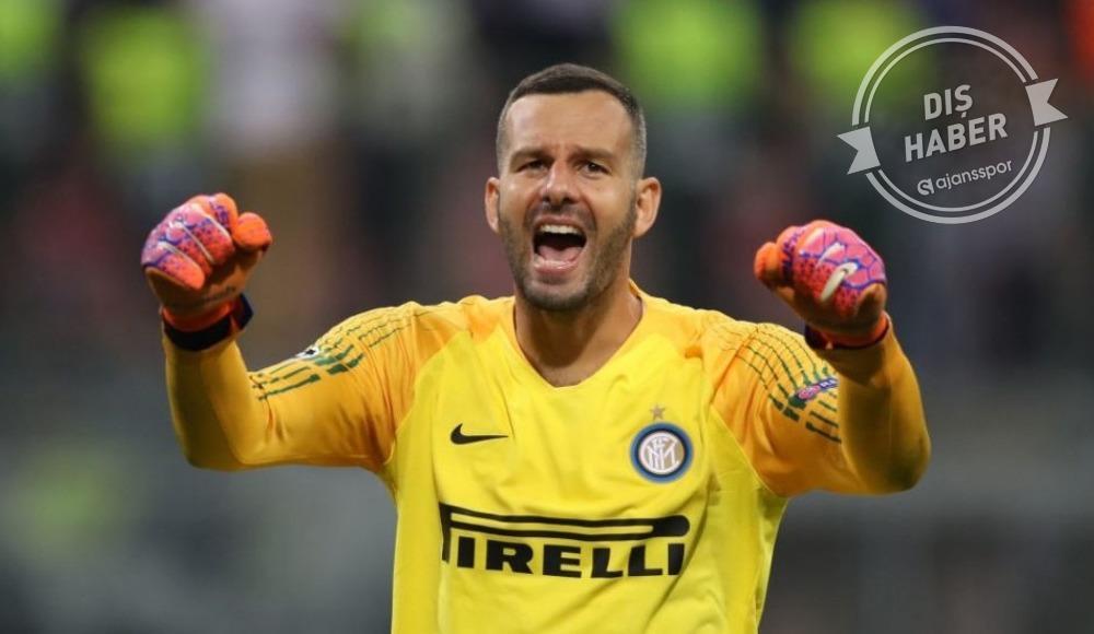 Inter, Handanovic için kararını verdi!
