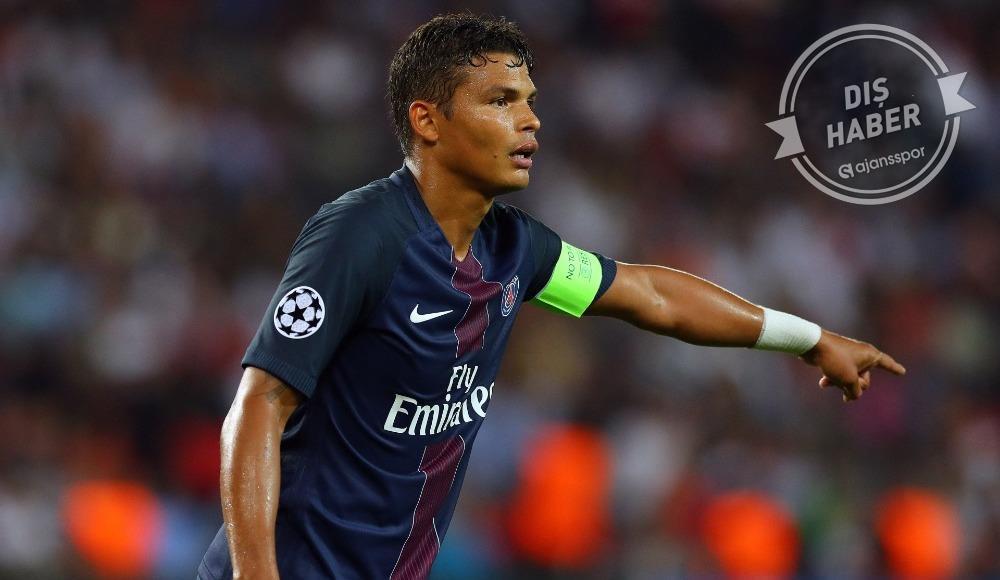 Paris Saint Germain, Thiago Silva'nın alternatifini buldu!