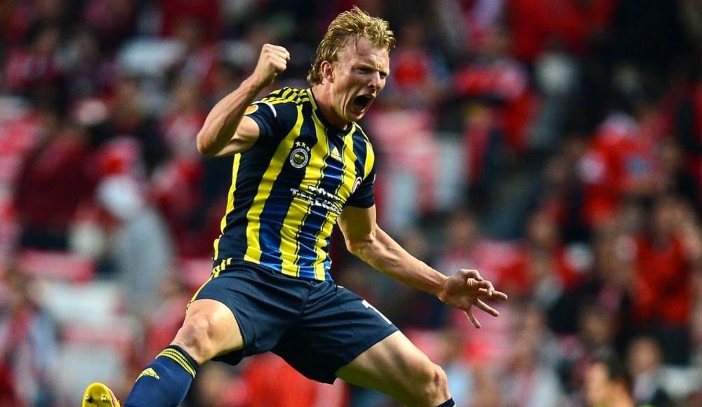 Fenerbahçe'de Kuyt gerçeği ortaya çıktı