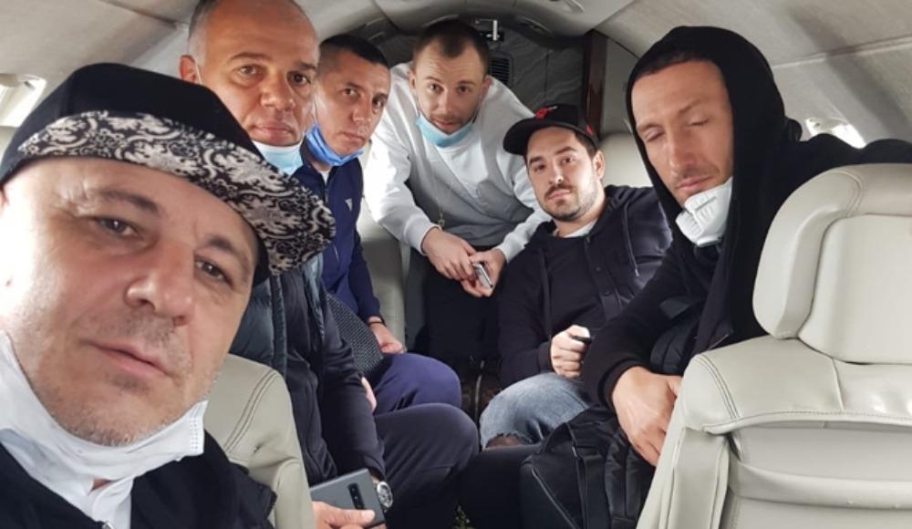 Sumudica ve Maxim, Gaziantep'e dönüyor