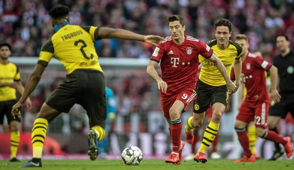 Ve Bundesliga'da da tarih belli oldu