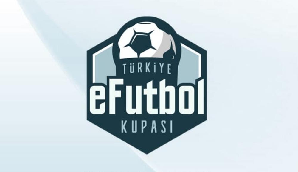 Türkiye E-Futbol Kupası'nda eşleşmeler belli oldu