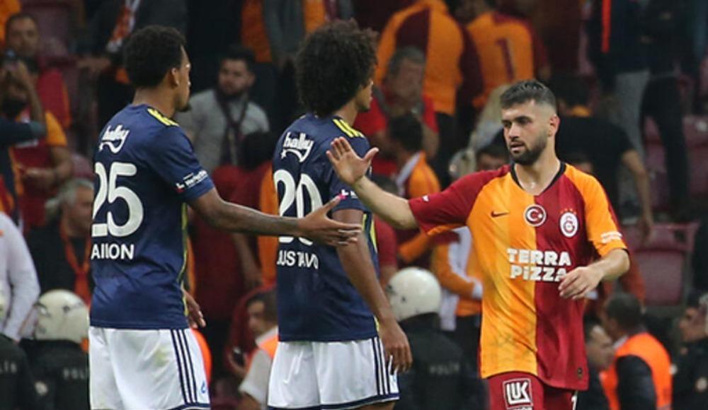 Seyircisiz oynanacak Fenerbahçe derbisi