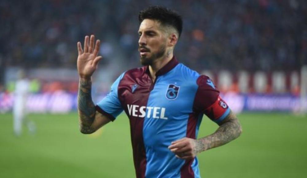Trabzonspor'da Sosa belirsiz