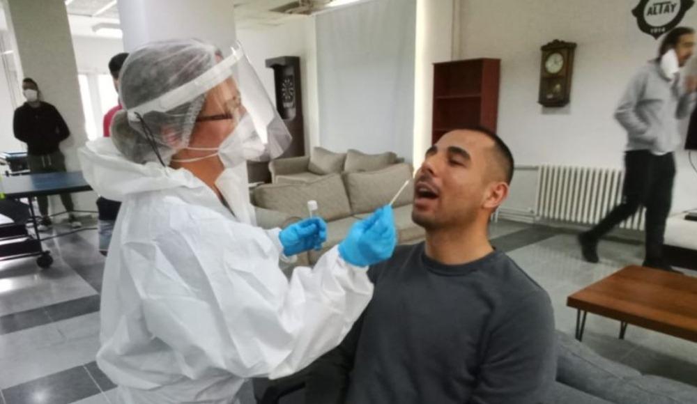 Altay'da koronavirüs test sonuçları açıklandı