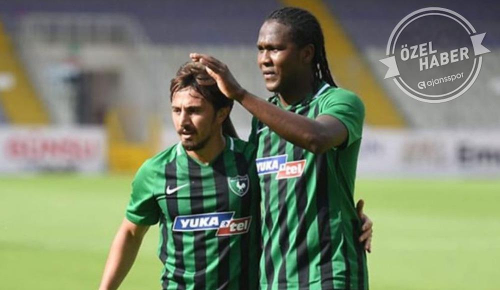 Denizlispor'dan resmi Rodallega açıklaması!