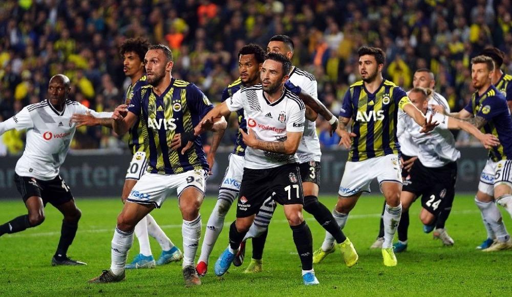 Beşiktaş - Fenerbahçe (Canlı takip)